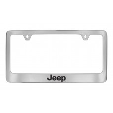 Jeep - Chrome Plated Brass With Corp. Block