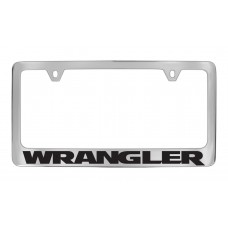 Jeep - Wrangler - Chrome Plated Brass With Corp. Block