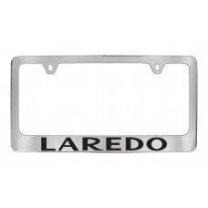 Jeep- Laredo - Chrome Plated Brass With Corp. Block