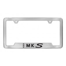 Lincoln - Mks W / 1 Logo - Bottom Engraved - Chrome Plated Brass