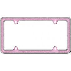 Glitz, Chrome/Pink/Clear
