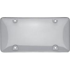 Tuf Bubble Shield Clear License Plate Shield