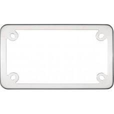 MC Elite Stainless Steel License Plate Frame