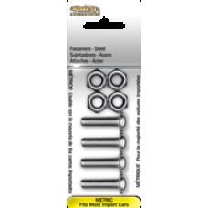 Metric Steel Fasteners