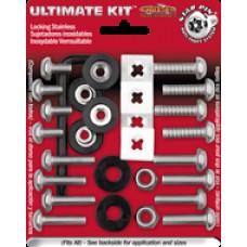 Ultimate Kit-Stainless Star Pin Locking Fasteners