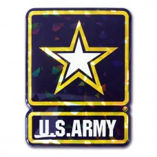 Army Star Color Bling Emblem