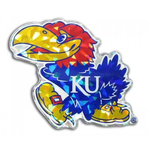 Kansas Color Bling Emblem