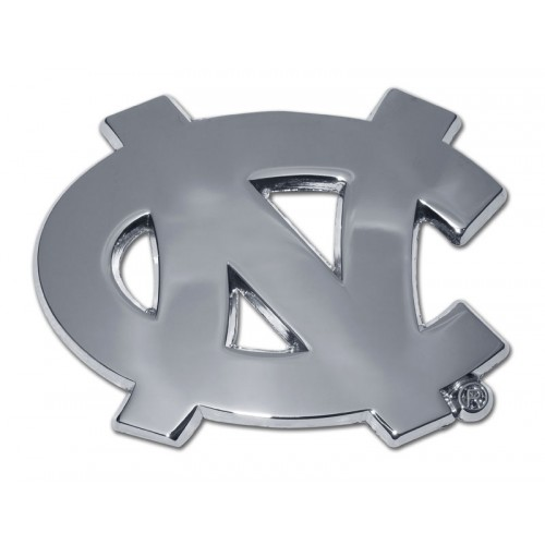 North Carolina Chrome Emblem