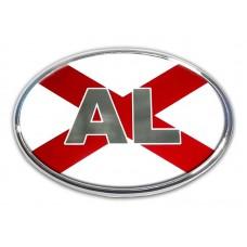 Alabama Oval Emblem
