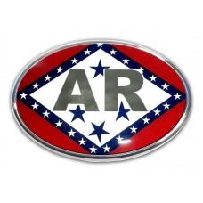 Arkansas Oval Emblem