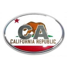 California Oval Emblem