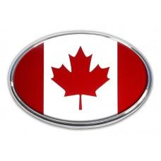 Canada Oval Emblem