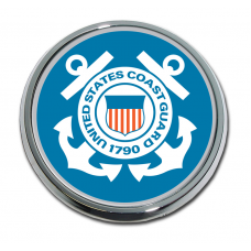 Coast Guard (Blue Seal) Circular Emblem