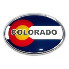 Colorado Oval Emblem