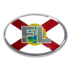 Florida Oval Emblem