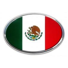 Mexican Oval Emblem