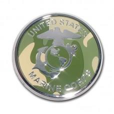 Marine Seal Camo Emblem