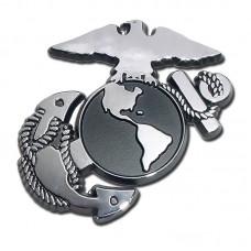 Marine Insiginia Chrome Emblem