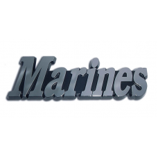 "Marine ""Marines"" Word Emblem"