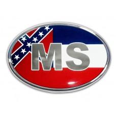 Mississippi Oval Emblem