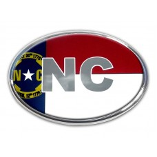 North Carolina Oval Emblem