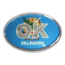 Oklahoma Oval Emblem