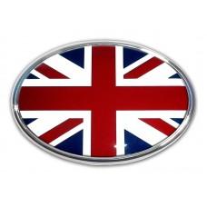 British Oval Emblem