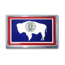 Wyoming Flag Emblem