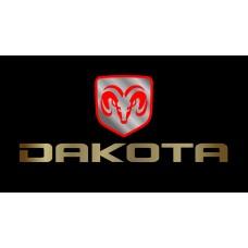 Dodge Dakota License Plate