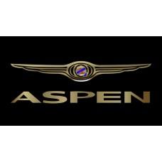 Chrysler Aspen License Plate