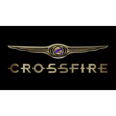 Chrysler Crossfire License Plate