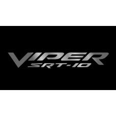Dodge New Viper SRT10 License Plate