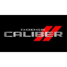 Dodge Caliber License Plate