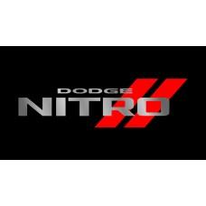 Dodge Nitro License Plate