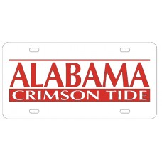 ALABAMA CRIMSON TIDE BAR WHITE - BAR