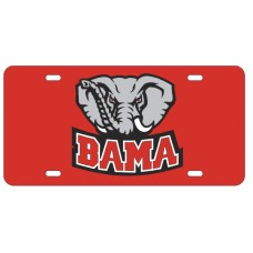 ELEPHANT BAMA - License Plate