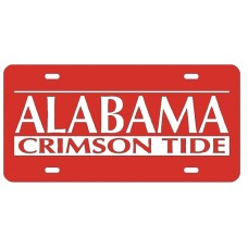 ALABAMA CRIMSON TIDE BAR RED - BAR