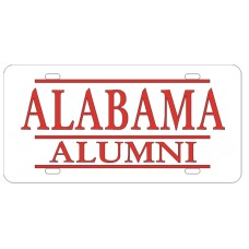 ALABAMA ALUMNI BAR WHITE - BAR