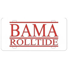BAMA ROLLTIDE BAR WHITE - BAR