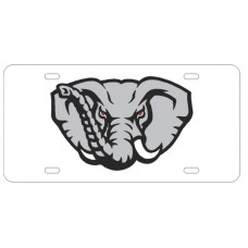 ELEPHANT HEAD - STAINLESS