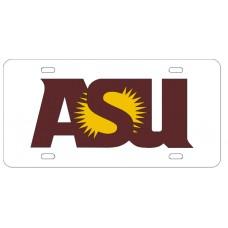 ASU SUN - License Plate