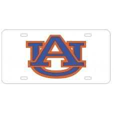 AU INTERLOCK - License Plate