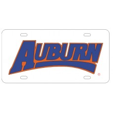 AUBURN TAIL - License Plate