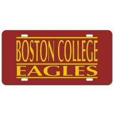 BOSTON COLLEGE EAGLES BAR RED - BAR