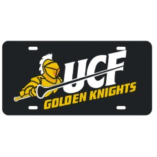 NEW UCF GOLDEN KNIGHTS - License Plate