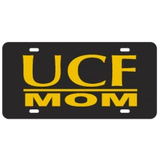 UCF MOM - License Plate