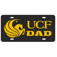 PEGASUS UCF DAD - License Plate