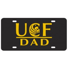 UCF DAD - License Plate