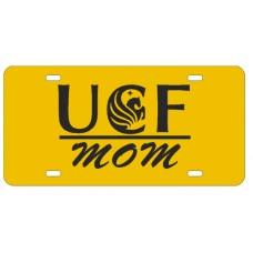 UCF MOM SCRIPT - License Plate