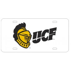 UCF KNIGHT HEAD - License Plate